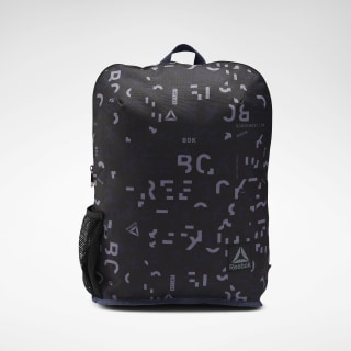 Core Graphic Backpack Black EC5403