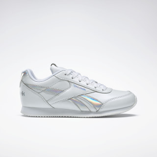 Reebok Royal Classic Jogger 2.0 Shoes White / Iridescent DV9019