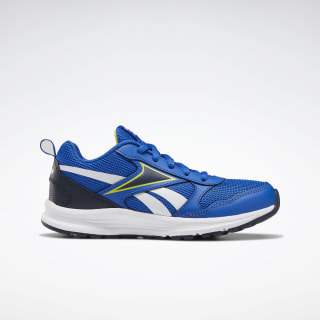 Reebok Almotio 5.0 Schoenen Humble Blue / Collegiate Navy / Hero Yellow EF3137