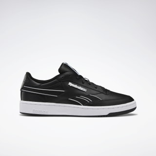 Club C Revenge Plus Shoes Black / White / Cold Grey 2 DV8635