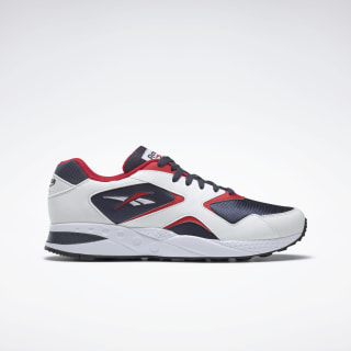 Torch Hex Shoes White / Heritage Navy / Primal Red EH3368