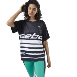 Classics Advance Tee Black EB5128