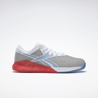 Кроссовки Reebok Nano 9 White / Radiant Red / Blue Blast FV5912