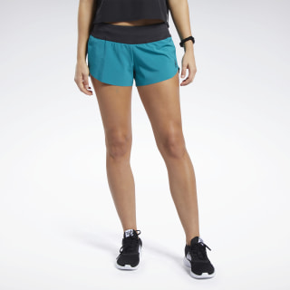 Reebok CrossFit® Knit Woven Shorts Seaport Teal FJ5317
