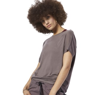 Training Supply Tee Almost Grey D93935