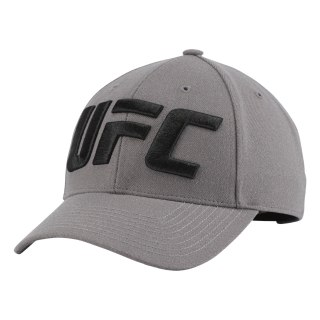 UFC Baseball Cap Medium Grey DM7748