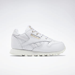 Classic Leather White / Chalk / Gold DV9624