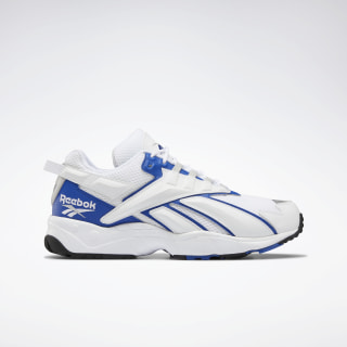 Interval 96 Shoes White / Collegiate Royal / Lgh Solid Grey EH3104