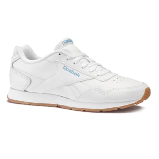 Reebok Royal Glide White / Blue / Gum CN5940