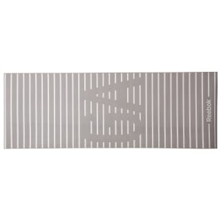 Mat Reversible de 4mm para Yoga grey B78446