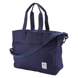 Classics Foundation Duffle Collegiate Navy CE3438