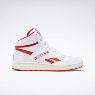 BB 4600 Basketball Shoes White / Primal Red / White FV7352