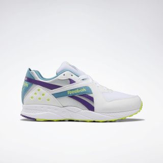 Pyro Shoes White / Lime / Purple / Turquoise DV7292