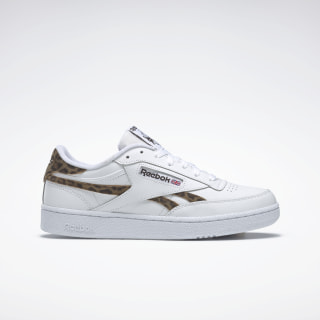 Club C Revenge Shoes White / Just Brown / Wild Brown FW7951