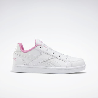 Reebok Royal Prime Shoes White / Posh Pink / None EF7560
