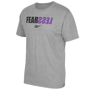 Fearless Courage Tee Multicolor EW1578