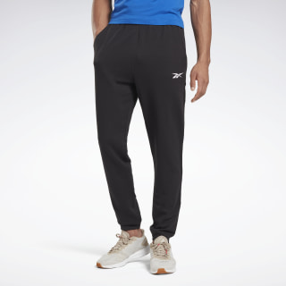 Pantalón de chándal Training Essentials Linear Logo Black FP9130
