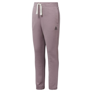 Girls Elements French Terry Pant Infused Lilac DM5547