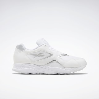 Torch Hex Shoes White / Pure Grey 2 / Silver Metallic EF3182