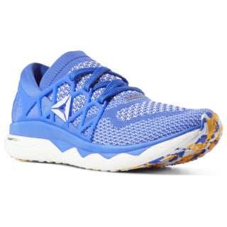 Reebok Floatride Run Ultraknit Crushed Cobalt / Solar Gold / White DV3885