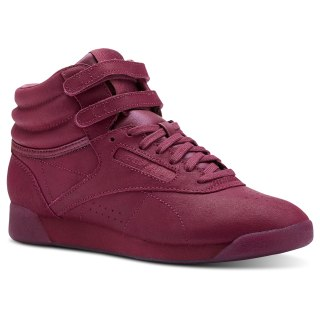 Zapatillas Freestyle HI Face-Twisted Berry / White CN3726