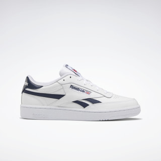 Club C Revenge Shoes White / Collegiate Navy / Excellent Red FX0903