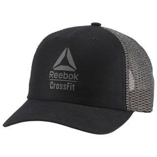 Gorra Crossfit Lifestyle Black DU7859
