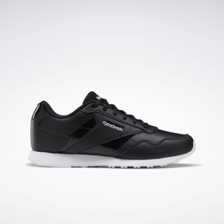 Reebok Royal Glide LX Shoes Black / White / White EF7292