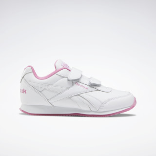 Reebok Royal Classic Jogger 2.0 Shoes White / Posh Pink / None EF3724