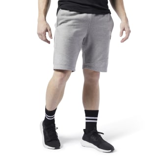 Training Essentials Twill Shorts Medium Grey Heather EC0789
