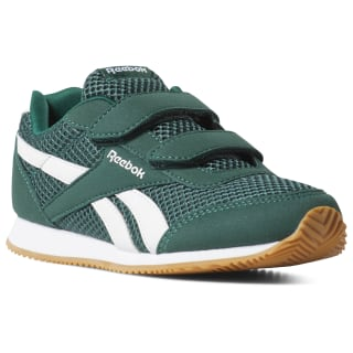 Reebok Royal Classic Jogger 2 Dark Green / White / Gum DV4039