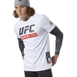 UFC Fan Gear Fight Week Tee White EC1256