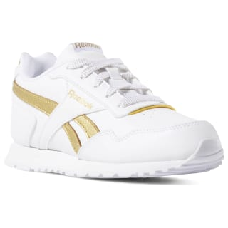 Reebok Royal Glide White/Gold Met DV4506