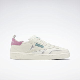 Club C Ree:Dux Women's Shoes Chalk / Green Slate / Jasmine Pink FV3529