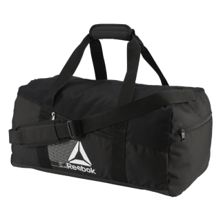 Active Foundation Grip Duffel Bag Medium Black DU2994