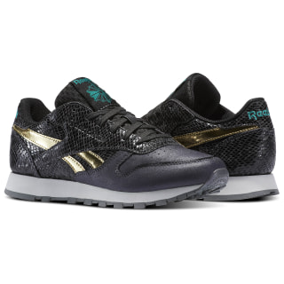 Tenis Classic Leather Scare BASEBALL GREY/COAL/EMERALD/GOLD/GREY/ALLOY BS7015