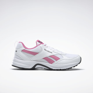 Reebok Run Pheehan 5.0 Shoes White / Posh Pink / Black FV4296