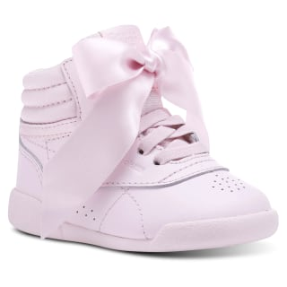 Freestyle Hi Satin Bow Rosa CN2027