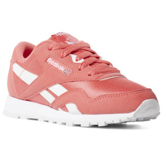 Zapatillas Classic Nylon Mu bright rose / white CN7630