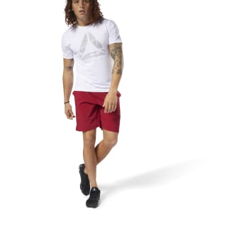 Speedwick Speed Shorts Cranberry Red D93739