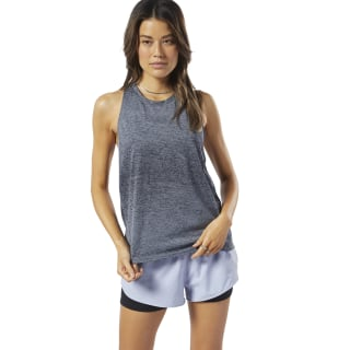 One Series Running Knit Tank Top Cold Grey EC2984