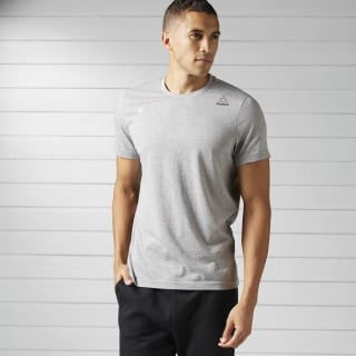 Elements Classic Tee Medium Grey Heather BK3343
