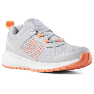 Reebok Road Supreme Cold Grey / Guava Punch / White / Silver Met CN8575