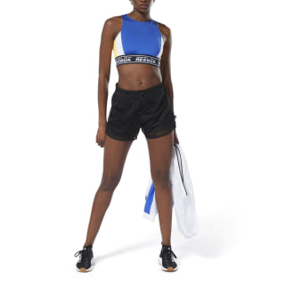 Spodenki WOR Meet You There Mesh Shorts Black DU4846