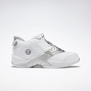 Answer V Shoes White / Matte Silver / None DV6959