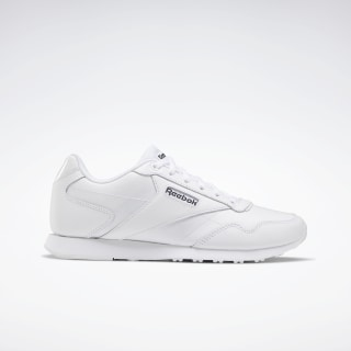 Reebok Royal Glide LX Shoes White / Black / White EF7296