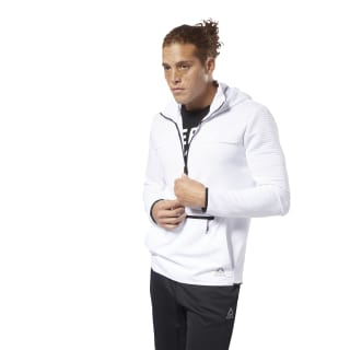 ThermoWarm Control Hoodie White D93752