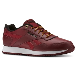 Reebok Royal Glide RPL Collegiate Burgundy/Black/White/Wild Khaki CN3222