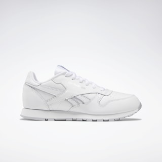 Classic Leather Shoes White / Cold Grey DV9002