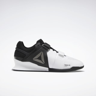 Reebok Legacy Lifter White / Black / Pewter BD4730
